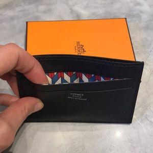 new concept 020fc 31f60 Hermès Citizen Twill Card Case
